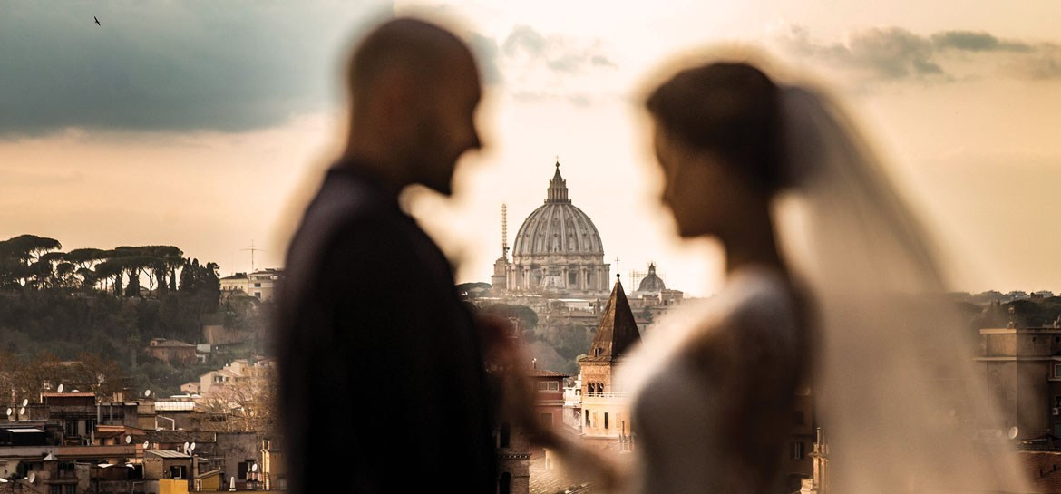 Photographer and Video Reportage Wedding Rome