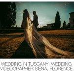 Wedding in Tuscany, Wedding Videographer Siena, Florence.