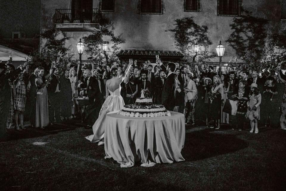 Matrimonio Villa dei Quintili