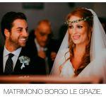 Matrimonio Borgo le Grazie, Manziana
