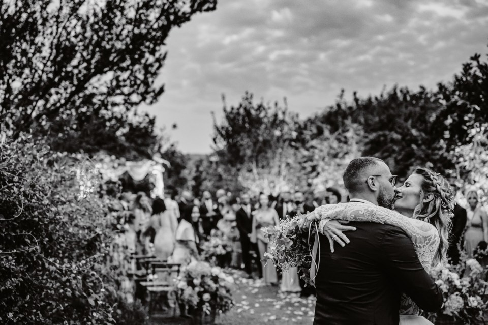 Matrimonio Vecchio Podere