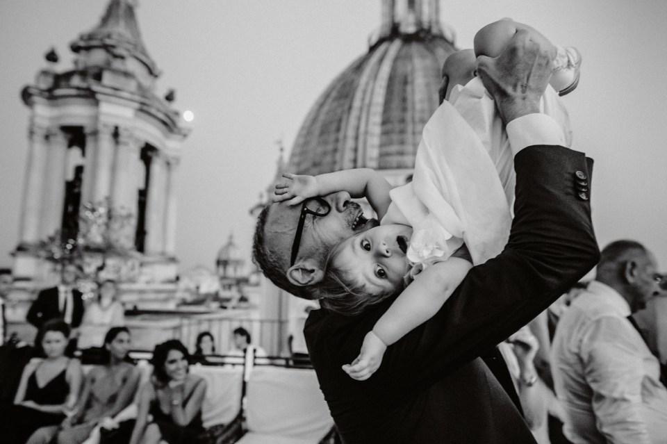 Matrimonio civile a Roma Chiesa sconsacrata di Caracalla