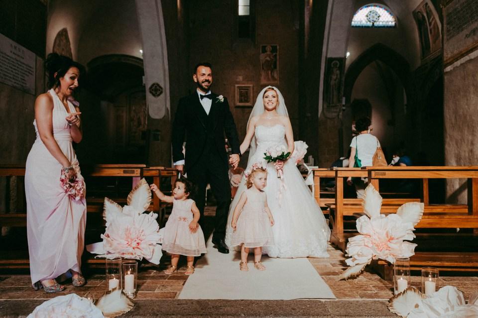 Matrimonio Borgo San Faustino