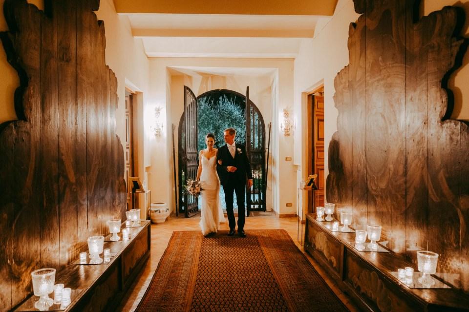 Matrimonio a Villa Livia