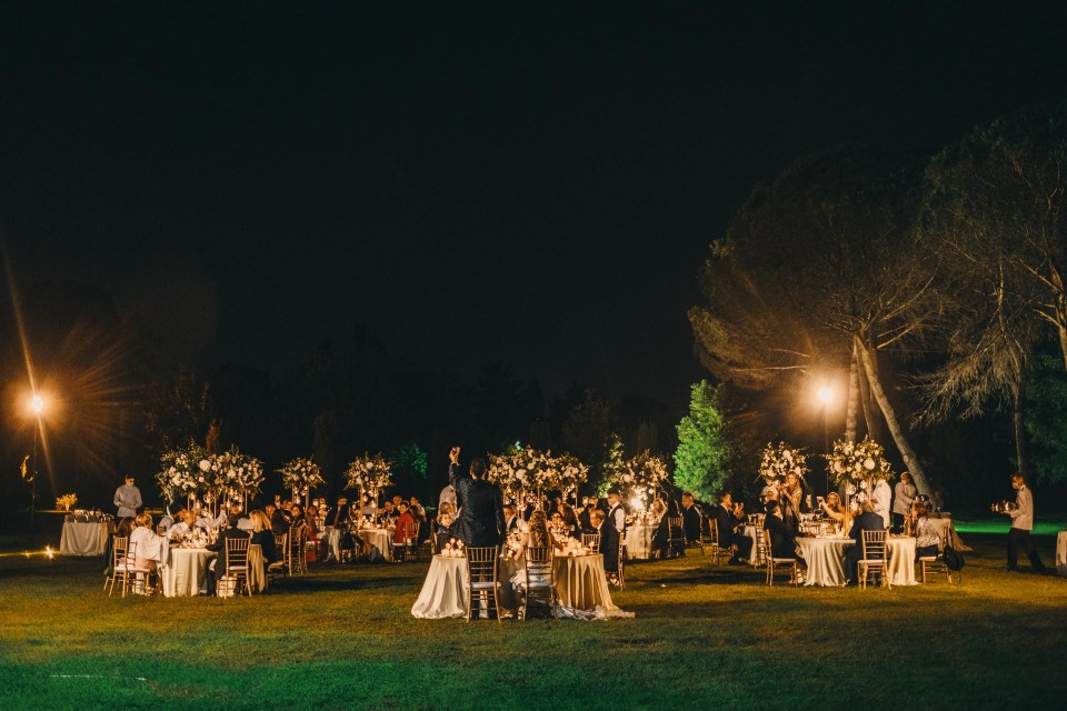 Matrimonio a Villa Dino