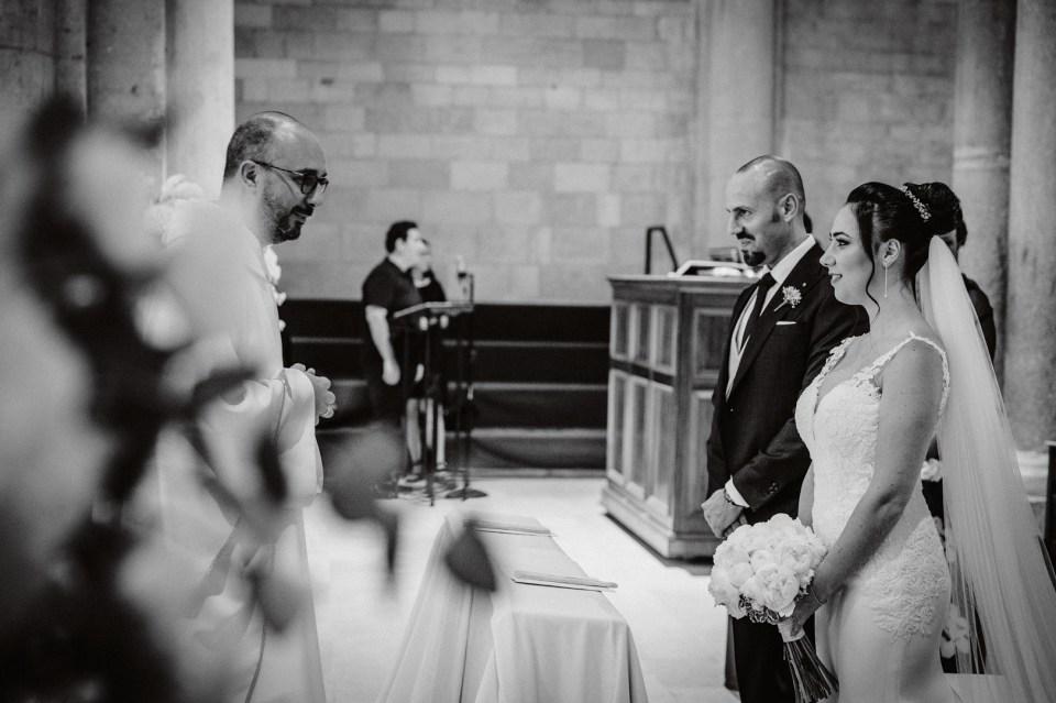 Matrimonio Cattedrale di Trani