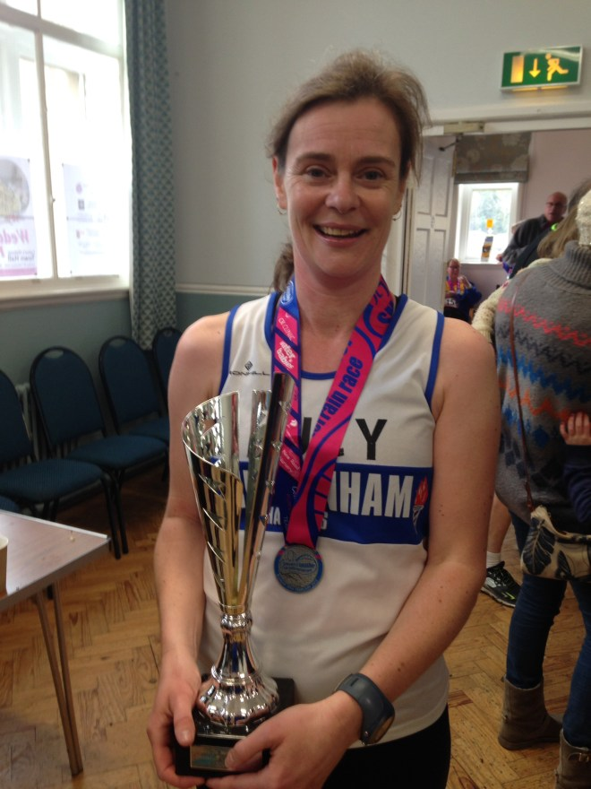 Wiltshire Off Road League Team prize goes to Chippenham Harriers