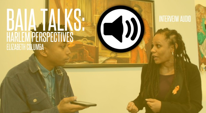 BAIA Talks: Harlem Perspectives