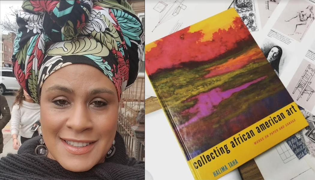 Collecting African American ArtAfter 20 Years: An Interview with Author Halima Taha