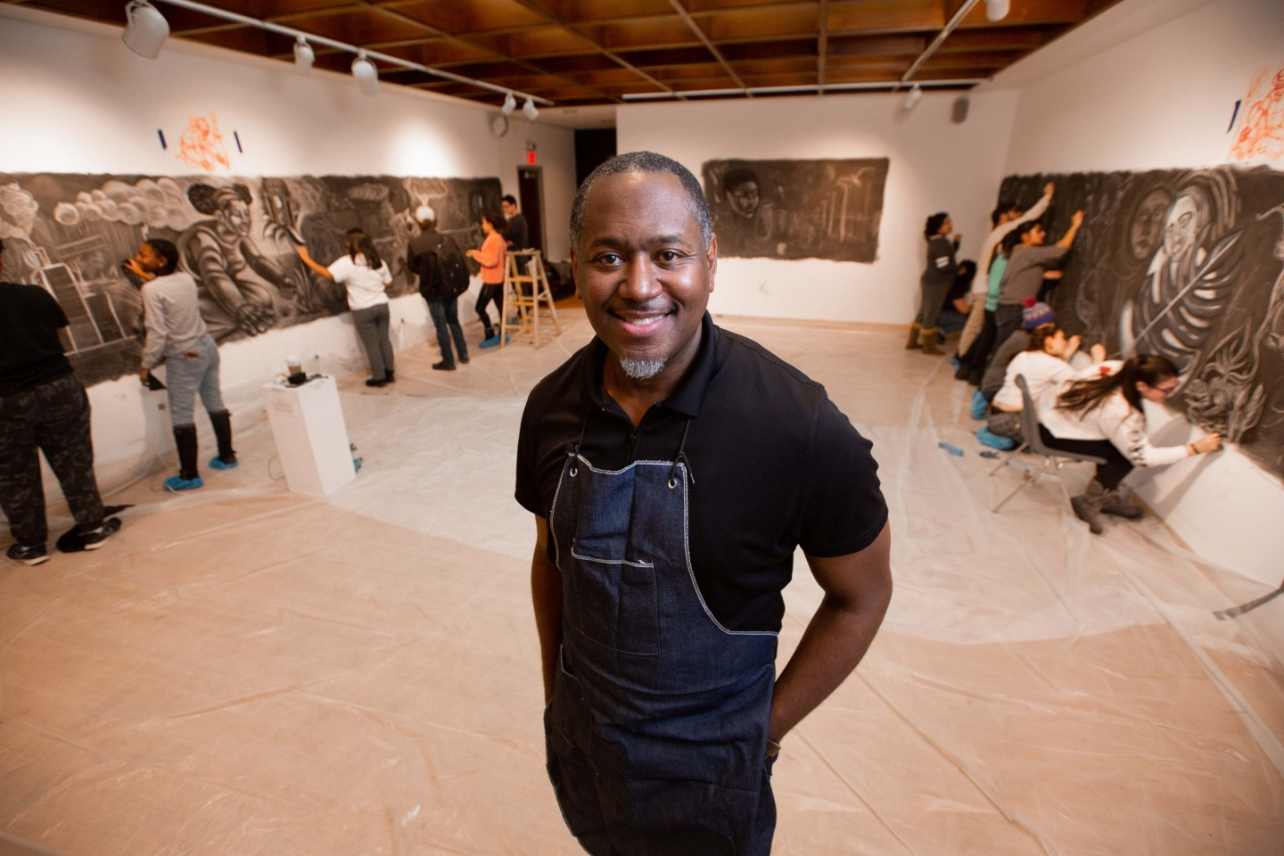 Steve Prince Receives Virginia Artist Relief Grant