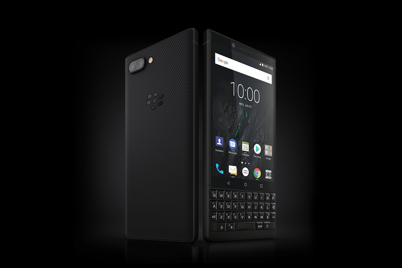 BlackBerry KEY2 LE è disponibile in Sud Africa