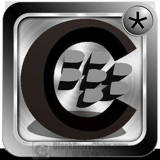 BlackBerryClubs.com (黑莓會) Logo