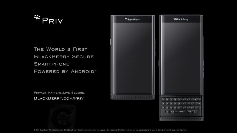 BlackBerry PRIV 在香港及全球各地的購買連結大匯集