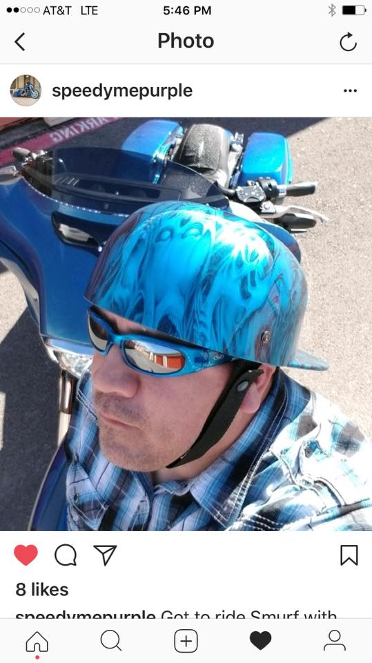 Mike S Prolids Flatboy Black Bike Week
