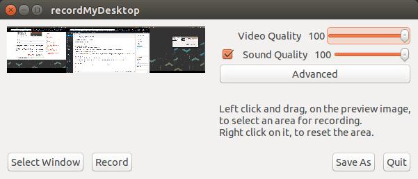 screencast animated GIF