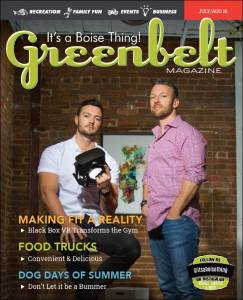 Greenbelt Magazine Cover