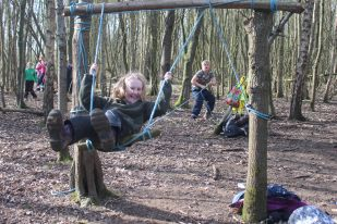 Forest School - Class 4 - Ropes (2)