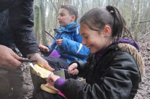 Forest School - Cooking (2)