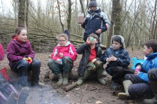 Forest School - Cooking (8)