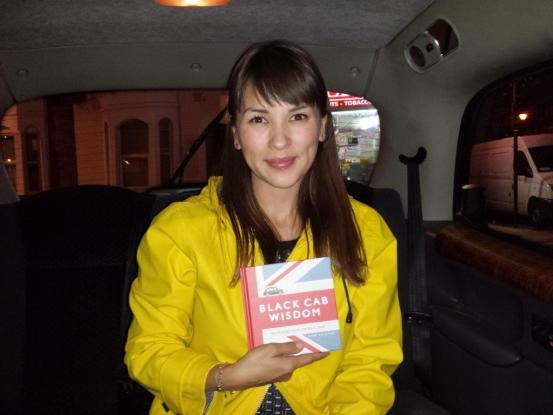 Rachel khoo -The cutest chef in town spreads the word on good taste.