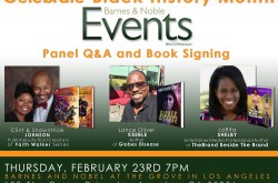 Book Signing and Author Panel