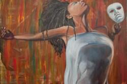 'Chercher Jambalaya' Art Exhibit by Larry Johnson