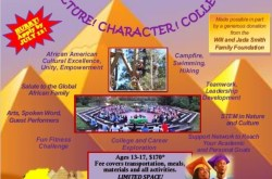 Village Nation Summer Camp for African American Youth