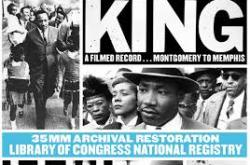 Film Screening - King: A Filmed Record, Montgomery to Memphis