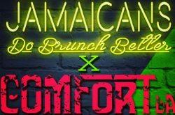 Jamaicans Do Brunch Better x Comfort LA Brunch... Where Caribbean Meets Soul