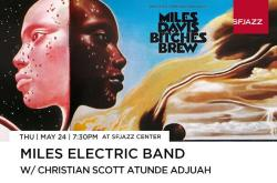 """Bitches Brew To Tutu"" - Miles Electric Band - San Francisco"