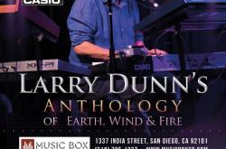 Larry Dunn's Anthology of Earth, Wind & Fire