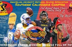 Grambling SoCal Chapter Bayou Classic Viewing Party & Toy Drive