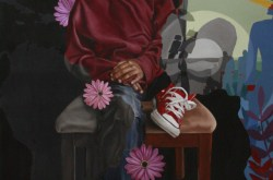 In Search of Myself: Paintings by Floyd Strickland ~Art Exhibition