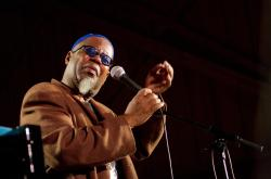 Dwight Trible and Cosmic Vibrations