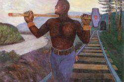 John Henry: American Folk Hero