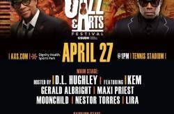 Dymally International Jazz & Arts Festival
