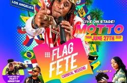 Flag FETE 2019 - Carnival Weekend