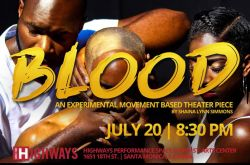 Blood: An Experimental Movement-Based Play