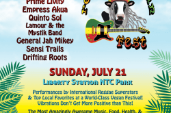 San Diego Reggae Vegan Fest - feat. Third World