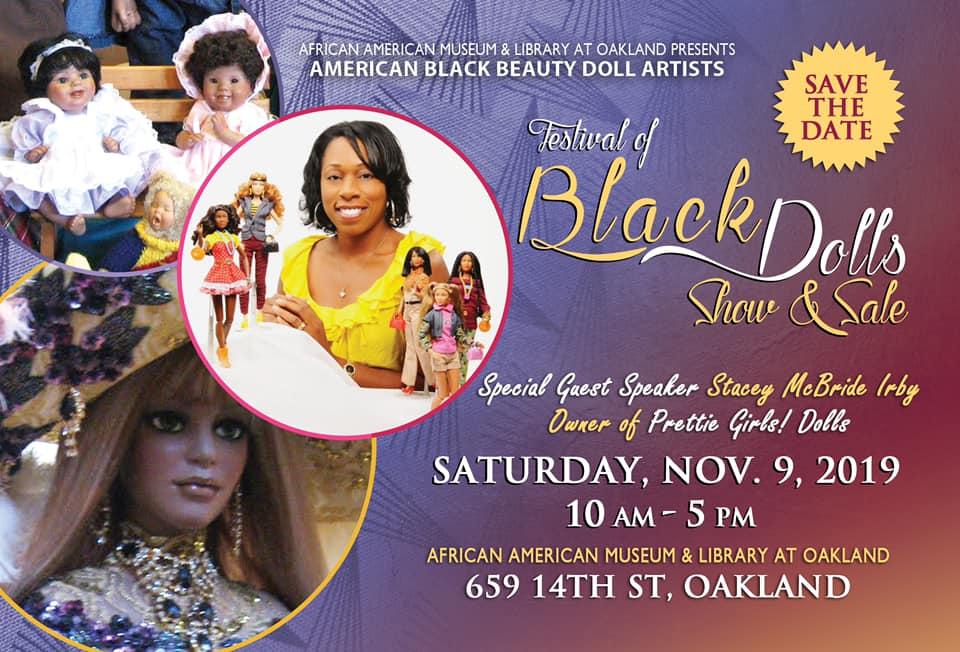 Festival of Black Dolls Show & Sale   Black Cultural Events