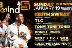 RNB Rewind #5 with Keith Sweat,TLC, Tony Toni Toné & More