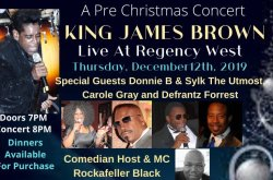 The King James Brown Show