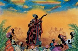 Art Exhibition ~ Our Voice: Celebrating the Coretta Scott King Illustrator Awards