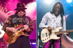 Santana / Earth, Wind & Fire: Miraculous Supernatural 2020 Tour