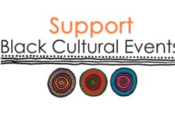 Show Your Support for Black Cultural Events