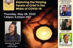 Grief and Loss in the Midst of Covid 19