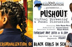PUSHOUT Virtual Film Screening and Discussion