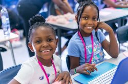 #CodeTheSummer With Black Girls CODE