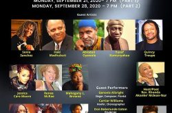 New Federal Theatre Virtual Poetry Jam with Sonia Sanchez, Haki Madhubuti and Quincy Troupe