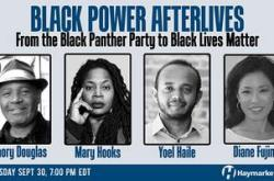 Black Power Afterlives: From The Black Panther Party to Black Lives Matter